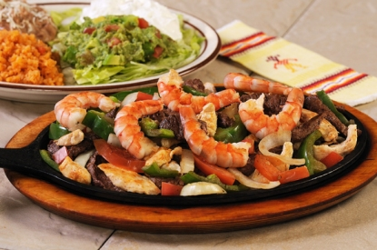 st louis food photography and video shrimp
